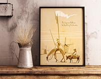 The Ingenious Nobleman Sir Quixote of La Mancha