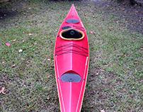 Wooden Greenland-Style Sea Kayaks