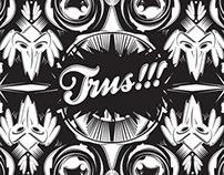 Trus!!!                            Comic Booklet