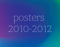 Posters 2010-2012