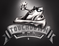 TOUCHDOWN BAR logo