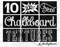 10 FREE Chakboard textures