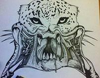 My Predator Leopord combo