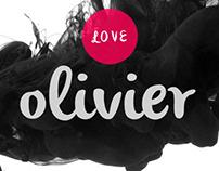 Olivier •Typeface