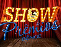 Show de Prêmios Bunge