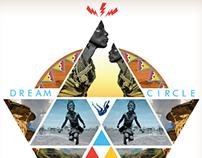 Dream Circle - Lost Art Album Cover Art