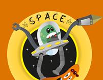 SPACE SKATE SALE