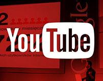 YouTube Infograpgic Presentation - Goolge Event