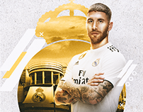 R Madrid | Social Media Art-work (Vol.1)