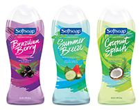 Softsoap Summer Seasonals Body Wash