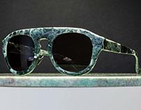 Budri marble eyewear