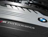 BMW M Performance TwinPower Turbo engine