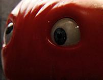 Tomate-Monster