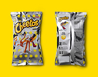 Cheetos Special Packaging