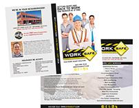 B-fold Brochure Design