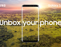 UNBOX YOUR PHONE SAMSUNG Galaxy S8 | S8+
