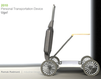 Personal Transportation Device, Ugo!  2010