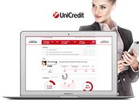 Unicredit - application