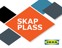 "IKEA ""Skap plass"""