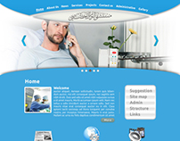 ALNOOR HOSPITAL website design