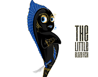 Romartik Kurgu 02 - The Little Blaze Fish