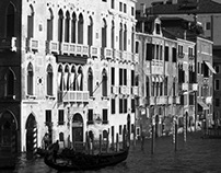 Black&White reloaded : Venice | Italy