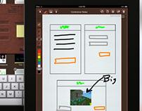 InScribe for iPad
