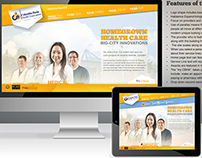 CBHA Healthcare Website