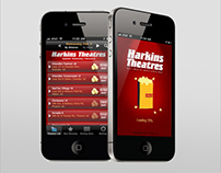 Harkins Theatres iPhone App