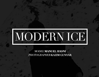"""Modern Ice"" by KAZIM GUNYAR"