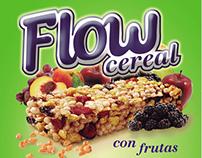 Rediseño / Redesign Packaging  - Flow Cereal Georgalos