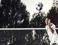 Logan Soccer Portraits