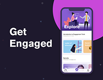Get Engaged — Interactive Hospital App