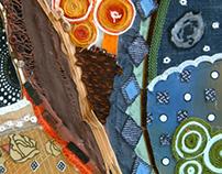 Calendario Textil