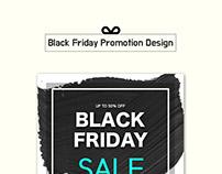 WEB PROMOTION - BLACK FRIDAY