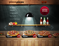 Pizza Pizza Website