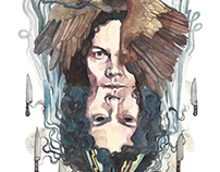 Jack White Portrait