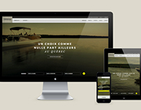 Thomas Marine - Redesign web