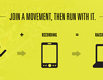Nike+ Movement Digital Campaign