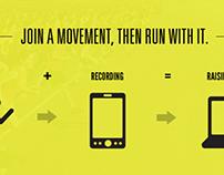 Nike+ Movement Digital Campaign