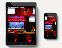Step In Restaurant & Lounge Website