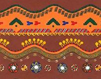 Textiles para indumentaria inspirados en Africa