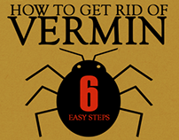How To Get Rid Of Vermin