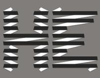 Riba - Typeface