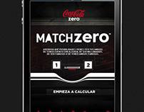 MATCHZERO-COCACOLA