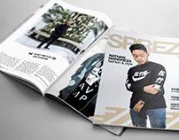 Sprezz Magazine
