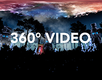 March of the Ancient 360° Video