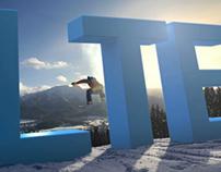 Snowborad LTE 30'' commercial TV spot