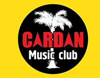 Posters for CARDAN Music Club
