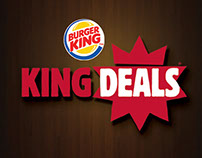 BURGER KING (KING DEALS) COUPONS